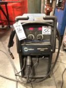(1) MILLER MILLERMATIC 252 WIRE FEED WELDER- S/N- LJ350223B