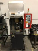 """(1) 2005 Amada Togu-III Automatic Punch & Die Grinder- 6"""" 3 jaw chuck, coolant system, auto lube,"""