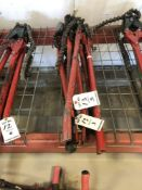 (3) REED MANUAL PIPE CUTTERS