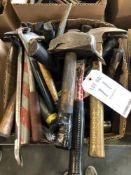 (LOT) MISC HAMMERS