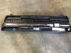 (1) NORBAR 1500 TORQUE WRENCH