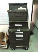 (1) KENNEDY 20 DRAWER TOOL BOX