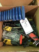 (LOT) MISC ALLEN WRENCHES