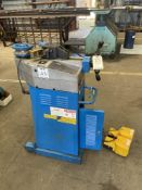1997 SUPER BENDER TUBE AND PIPE BENDER- WITH DIES/ATTACHMENTS, FOOT CONTROL, S/N- 4970256