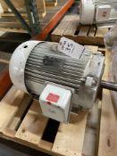 LINCOLN DVMAAF4P15TC61L 15 HP ELECTRIC MOTOR