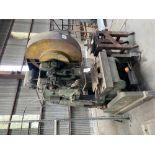 (1) Rouselle No. 6F OBI Punch- 60 ton cap, air clutch, s/n- n/a