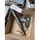 (LOT) PNEUMATIC HAND TOOLS- IMPACT GUN, CHIPPER, AIR GUN