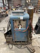 (1) MILLER 330A/BP AC/DC WELDER- S/N- S431891