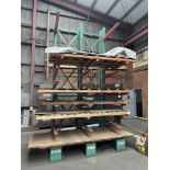(1) CANTILEVER RACK