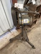 (1) FLEX GRINDER WITH 3/4 HP BALDOR MOTOR AND STAND