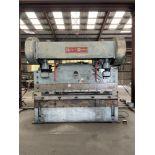"""(1) Lodge & Shipley 120A8 Press Brake- 120 ton cap, 12"""" shut height, 8' brake, s/n- 47377"""