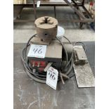 (1) AIRCRAFTER MODEL 3 WELDING POSITIONER