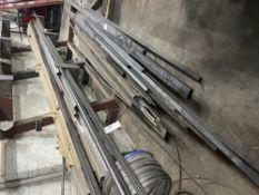 misc material- steel, stainless steel, aluminum
