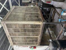 industrial grade roll around swamp coolers