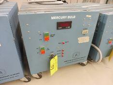 AMERICAN Mercury Bulb Power Supply, Model PS-30-2-T3, S/N: 0205L0203