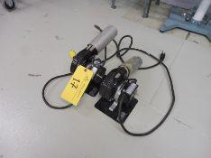 Lot of (2) MASTERFLOW 500°F Electric Heat Blowers
