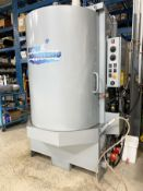"""2017 BETTER ENGINEERING G-3000 Aqueous Parts Washer, Inside Working Height 48"""", Turntable Diameter"""