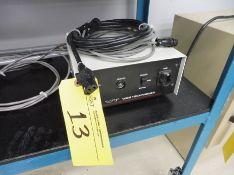 WEB TECHNIQUES Stroboscope w/Control Unit