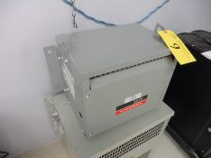 REX 9KVA Transformer, 208-480 Volts