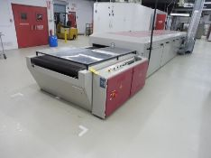 """1986 MULLER 3-Section Electric Curing Tunnel w/(1) Pooling Section, 48"""" Width x 36' Total Length,"""