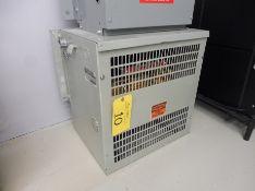 HAMMOND Transformer, 45KVA 240-600 Volts