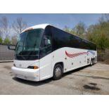 2010 MCI J4500 56-Pass Kneeling Coach Bus