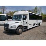 2013 Freightliner M2 106 33-Pass Champion Defender Shuttle Bus