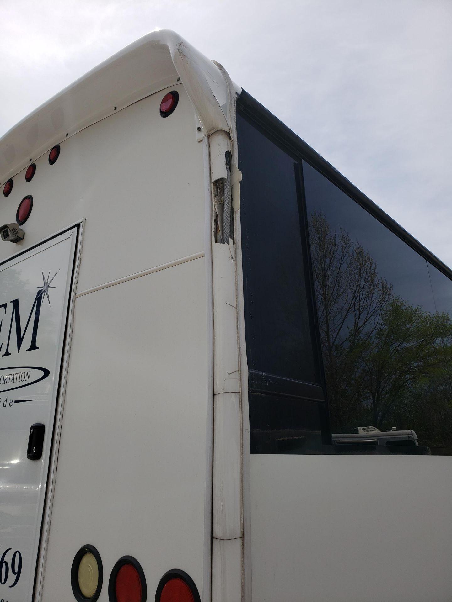 2013 Freightliner M2 106 33-Pass Champion Defender Shuttle Bus - Image 16 of 17