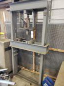 15-Ton Capacity H-Frame Press