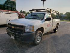 2011 Chevrolet Silverado 1500 W/T Pickup Truck