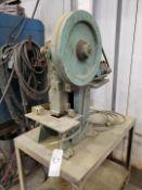 Alva Allen Model BT-5 Mechanical OBI Punch Press