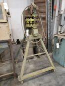 Wiedemann Model R2 Turret Punch Press