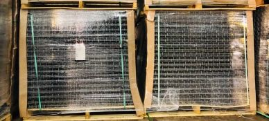 """USED 40 PCS OF STANDARD 48"""" X 46"""" WIREDECK"""