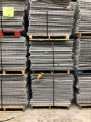 """USED 80 PCS OF LAY IN FLUSH 44"""" X 46"""" WIREDECK"""
