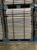 "USED 120 PCS OF STANDARD 36"" X 46"" WIREDECK"