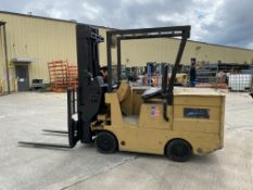 DREXEL 3000 LBS CAPACITY ELECTRIC FORKLIFT