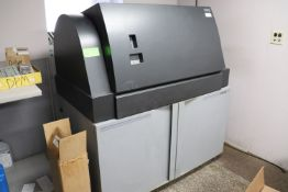 AB Dick model DPM2508 plate maker, digital, with scanner and three desktops