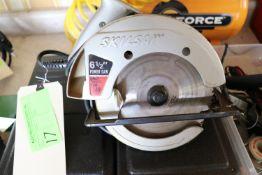 """Skilsaw 6-1/2"""" power saw"""