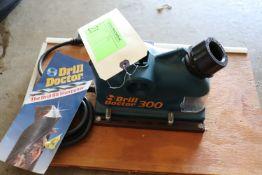 Drill Doctor model 300 drill bit sharpener