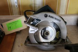 Black & Decker 2-1/3 hp table saw