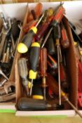 Group of screwdrivers