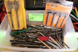 Group of drill bits