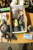 Miscellaneous electrical supplies