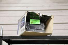 MP3D AM/FM radio