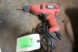 Black & Decker 4.5A electric drill