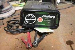 Die Hard 10-amp fast charge battery charger