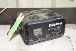 Die Hard 12-volt automatic manual battery charger