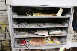 K&M storage shelf