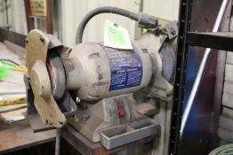 """Westward 8"""" bench grinder, model 4TM71"""