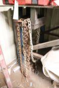 Miscellaneous chain
